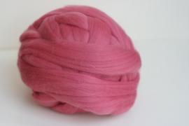Merinowol (50 gram), rose, kleurcode 146, 20-21 micron