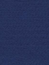 Naaldvlies 19,5 micron, donker blauw kleur 72, 120 cm breed per meter