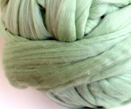 Merinowol (50 gram), linde groen, kleurcode 133, 20-21 micron