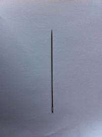 naald 7 cm, per stuk