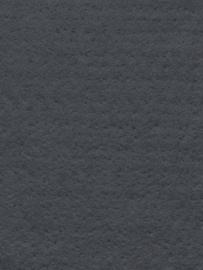Naaldvlies 19,5 micron, antraciet grijs kleur 79, 120 cm breed per 100cm