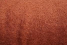 Naaldvlies 19,5 micron, koper licht bruin kleur 29, 120 cm breed per meter