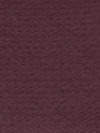 Naaldvlies 19,5 micron, wijn rood 30, 120 cm breed per meter
