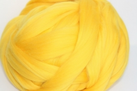 Merinowol (50 gram), narcis geel, kleurcode 155, 20-21 micron