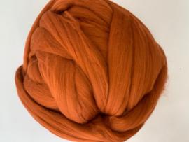 Merinowol (50 gram), roestig, kleurcode 301 extra fijn, 18,5 micron