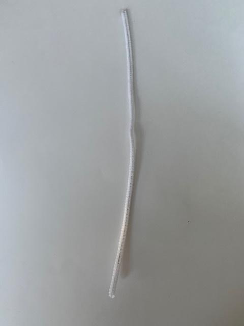 Pijpenrager chenille 30 cm , per 10 stuks
