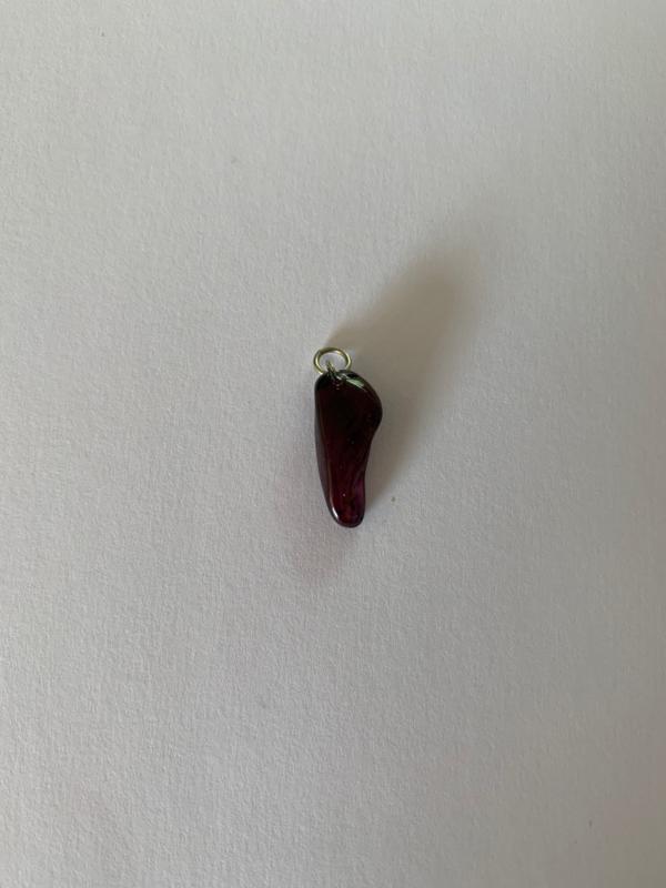 Hanger paarse fuoriet