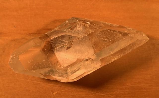 Bergkristal, nummer 11, 19 gram