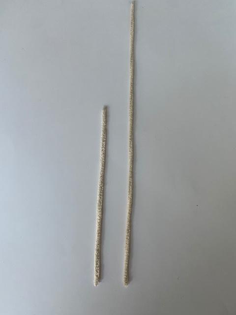 Pijpenrager  katoen 17 cm