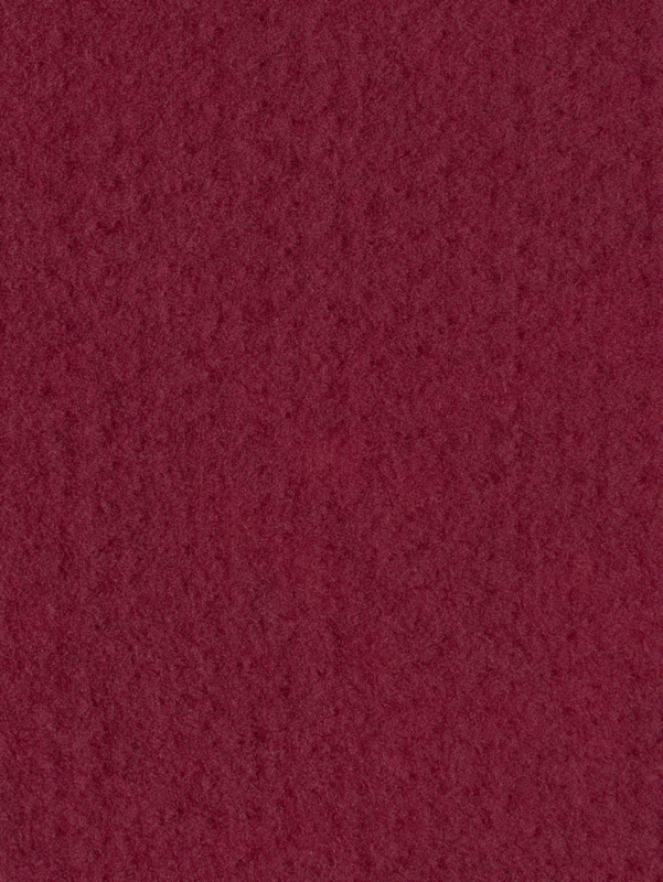Naaldvlies 19,5 micron, bordeaux rood kleur 34, 120 cm breed meter