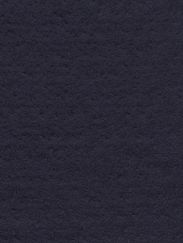 Naaldvlies 19,5 micron, blauw zwart kl.nr. 73, 120 cm breed per 50 cm
