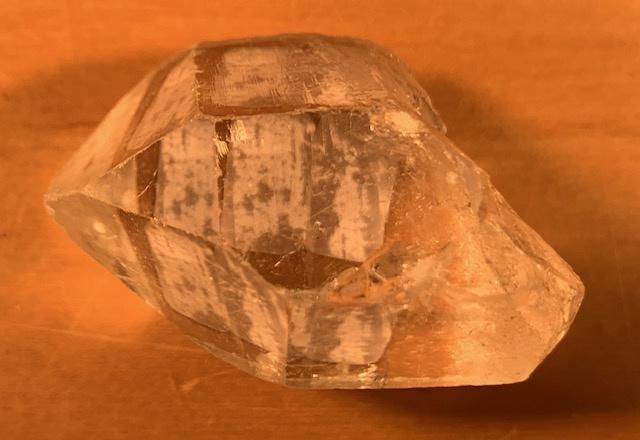 Bergkristal, nummer 10, 35 gram