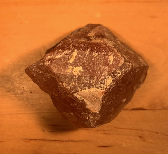 Rozen kwarts ruw, nummer 2, 35 gram