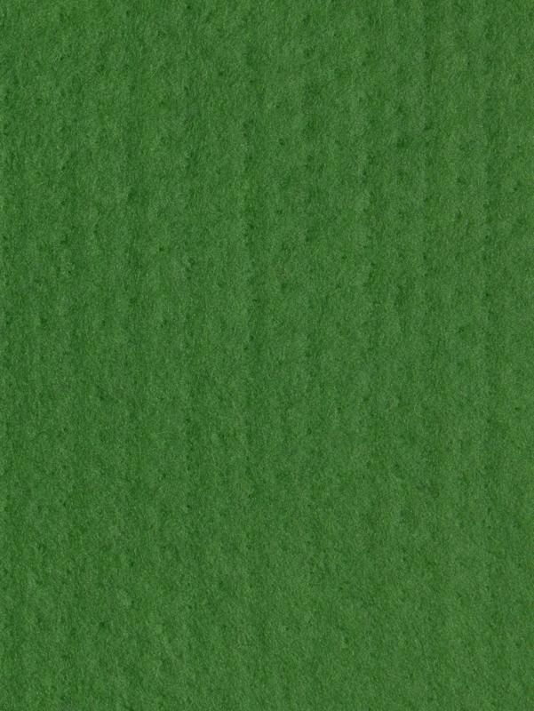 Naaldvlies 19,5 micron, groen 78, 120 cm breed per 50 cm