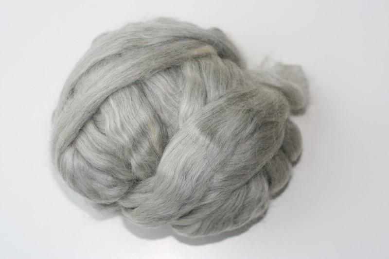 Wensleydalewol (50 gram), licht grijs, kleurcode 4