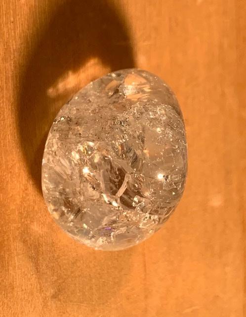 Fire and ice, ongeveer 1-2 cm +/- 8 gram, nummer 7