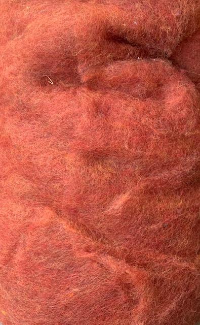 Bergschaap in vlies, rode beuk