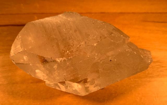 Bergkristal, nummer 1, 71 gram