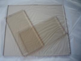 glas ruiten- vlak- op maat-prijs per cm2