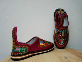 Verkocht Berbersloffen maat 39