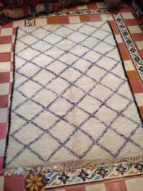 Marokkaans tapijt Bida
