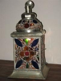 Lantaarn Dunya zilver