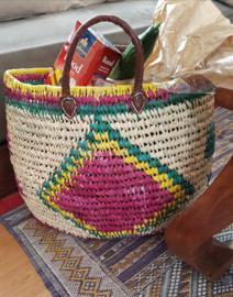 Boodschappen/ strand tas