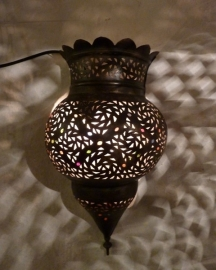 wandlamp mamounia zonder glas