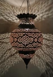 marokkaanse lamp Mamounia 2 groot