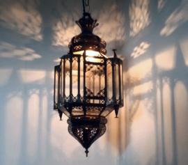 Marrakesh doorzichtig helder glas