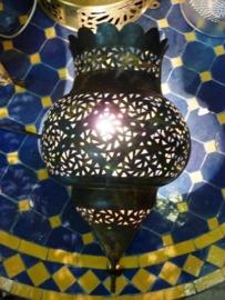 wandlamp mamouinia gebruind koper