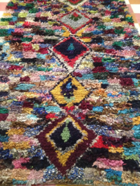 Marokkaanse tapijten  vloerkleden