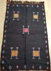 Marokkaanse berber Taroudant zwart