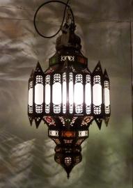 marokkaanse oosterse lamp meknes