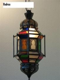 Marokkaanse lamp Hadraa 55cm