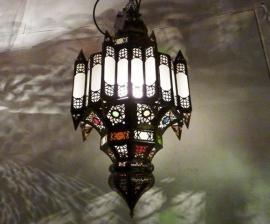 marokkaanse lamp meknes
