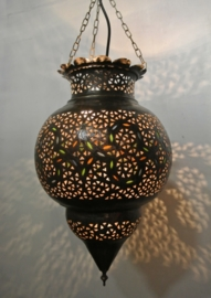 Marokkaanse lampmamounia 2 puntlamp middel..