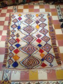 Marokkaanse tapijten  Berber