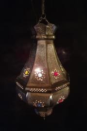 lamp Ajoep  zilver