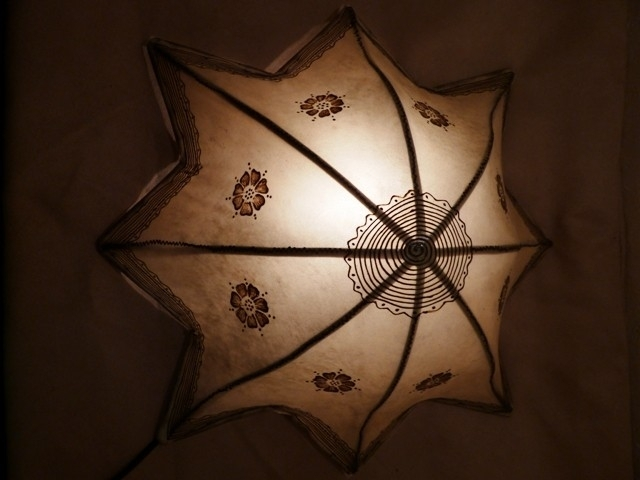 plafondlamp/wandlamp verkocht
