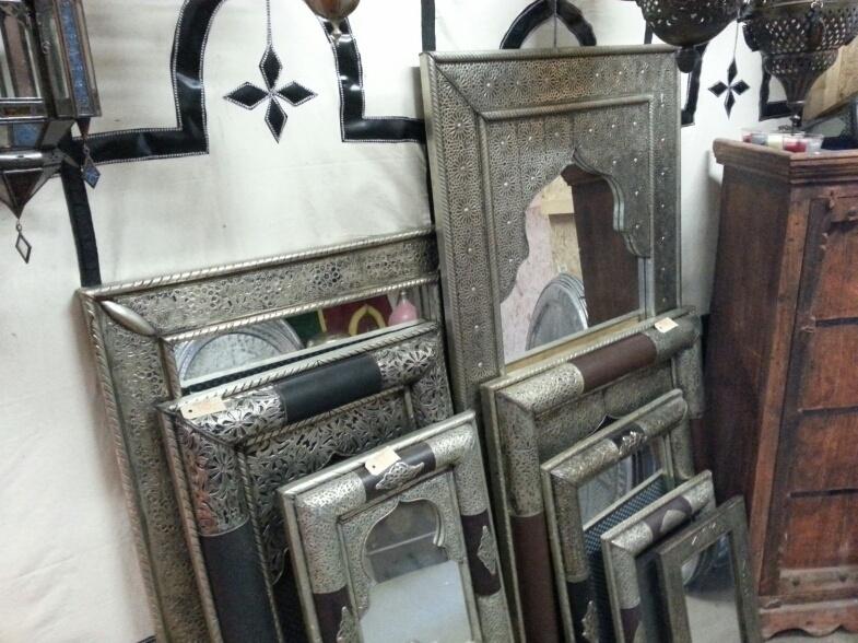 Marokkaanse Spiegel Groot.Marokkaanse Spiegel Xxl Marokkaanse Spiegels Africansouk