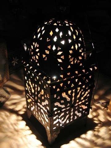 marokkaanse lantaarn minaret 55cm