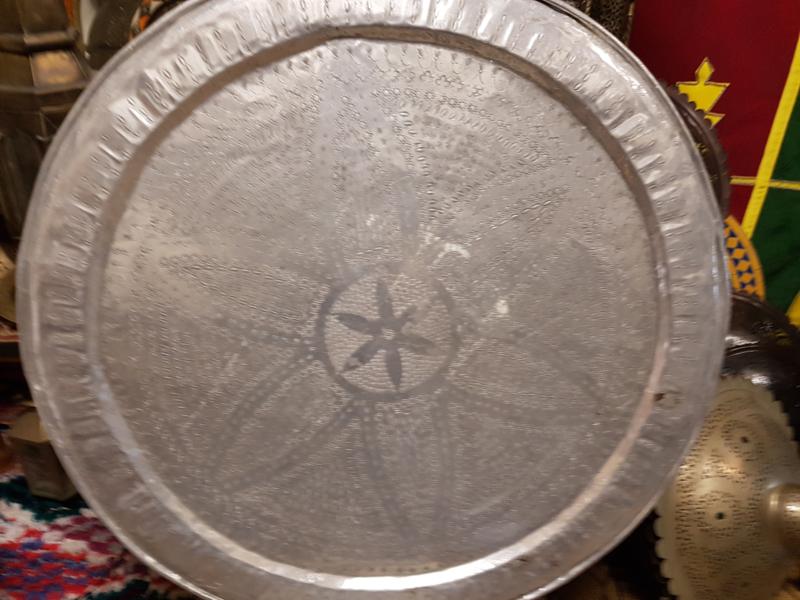 Marokkaans dienblad 95cm  nr8