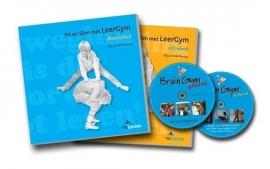 Pakket `Fit en Slim met LeerGym` (theorieboek, oefenboek, 2 dvd`s)