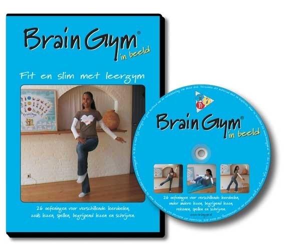BrainGym in beeld (DVD en/of videobestand)