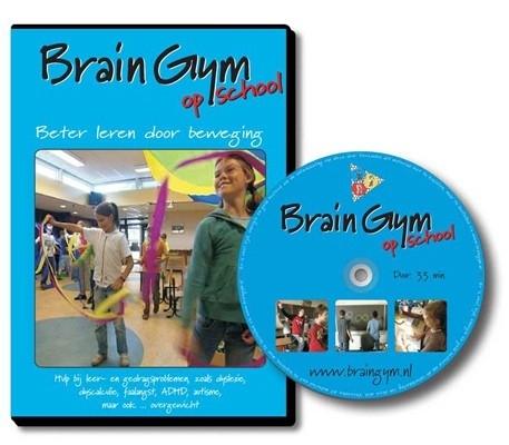 BrainGym op school (DVD en/of bestand)