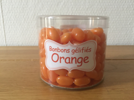 Jelly Beans Fini orange 250 gram