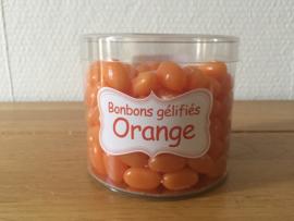 Jelly Beans Fini orange 250 gram