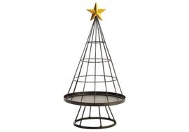 Christmas Toys 2016 Metal Christmas tree M 42cm