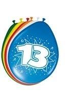 ballonnen 13 jaar